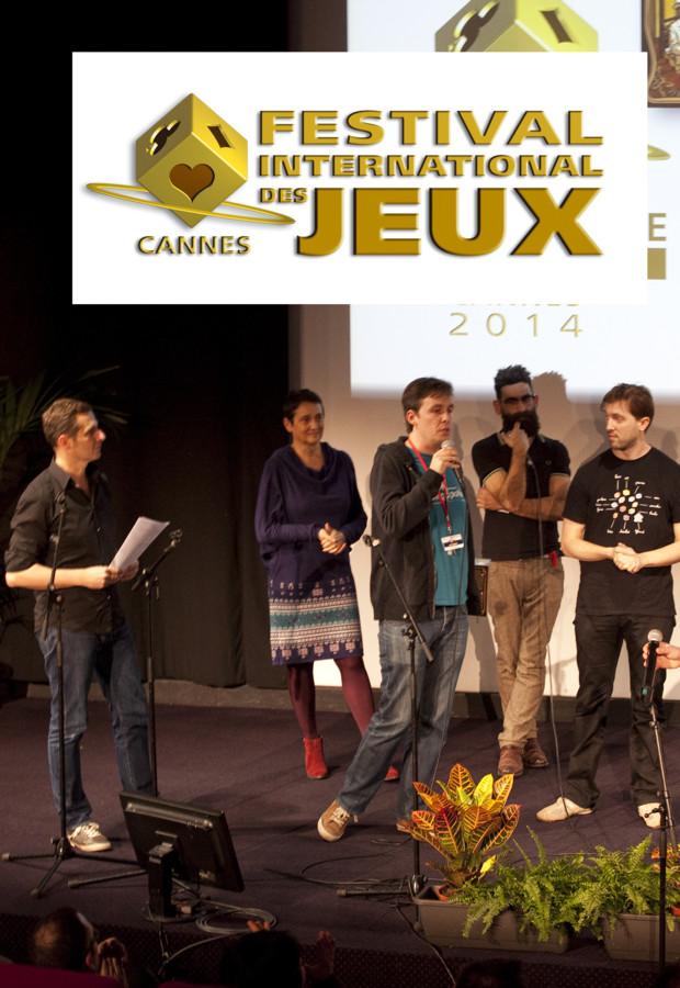 Festival International des Jeux de Cannes 2014 : Part 3, Cérémonie du Jeu de l'Année