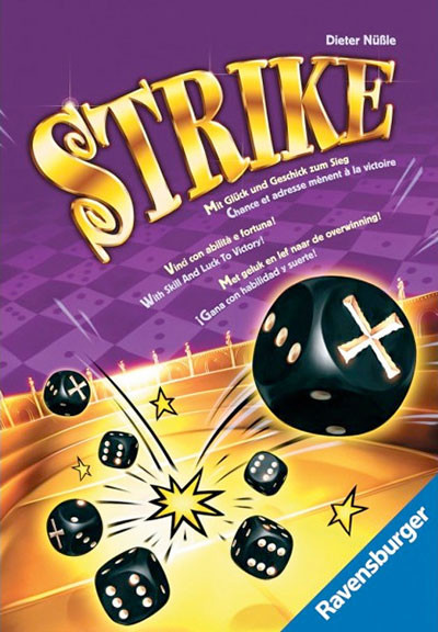Strike : Vous n'allez peut-être pas pouvoir résister