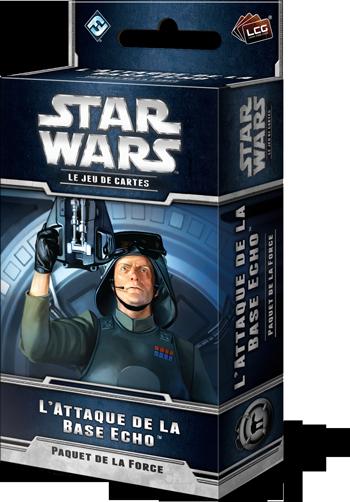 Star Wars - le jeu de cartes : L'Attaque de la Base Echo