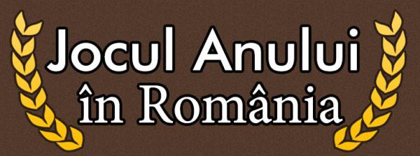Les Jeux de l'Année 2013 en Roumanie