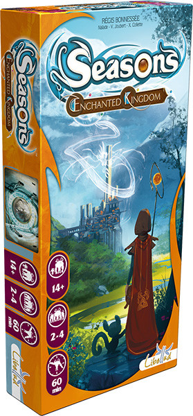 Seasons : Enchanted Kingdom, on change de saison