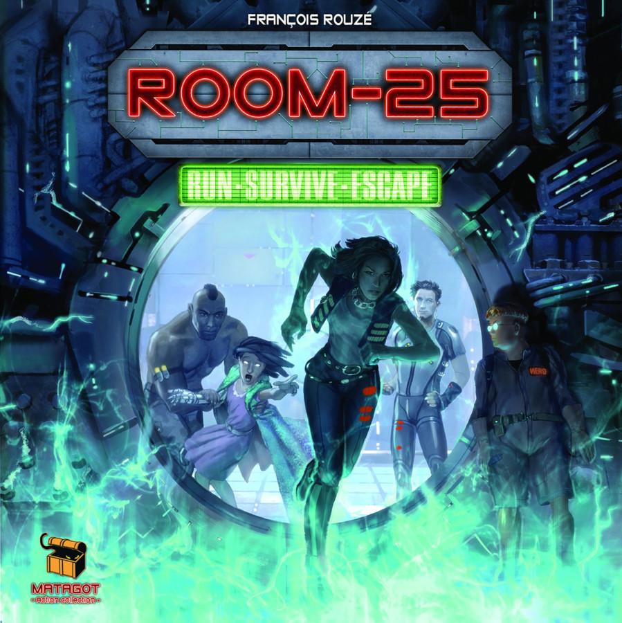 Room 25, toutes les explications sur l'avenir et le passé