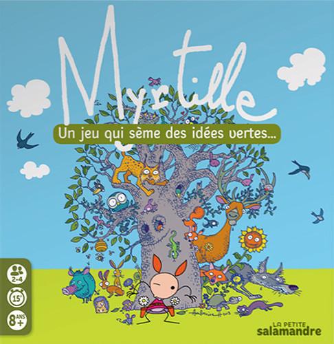 Myrtille, le coopératif c'est la vie