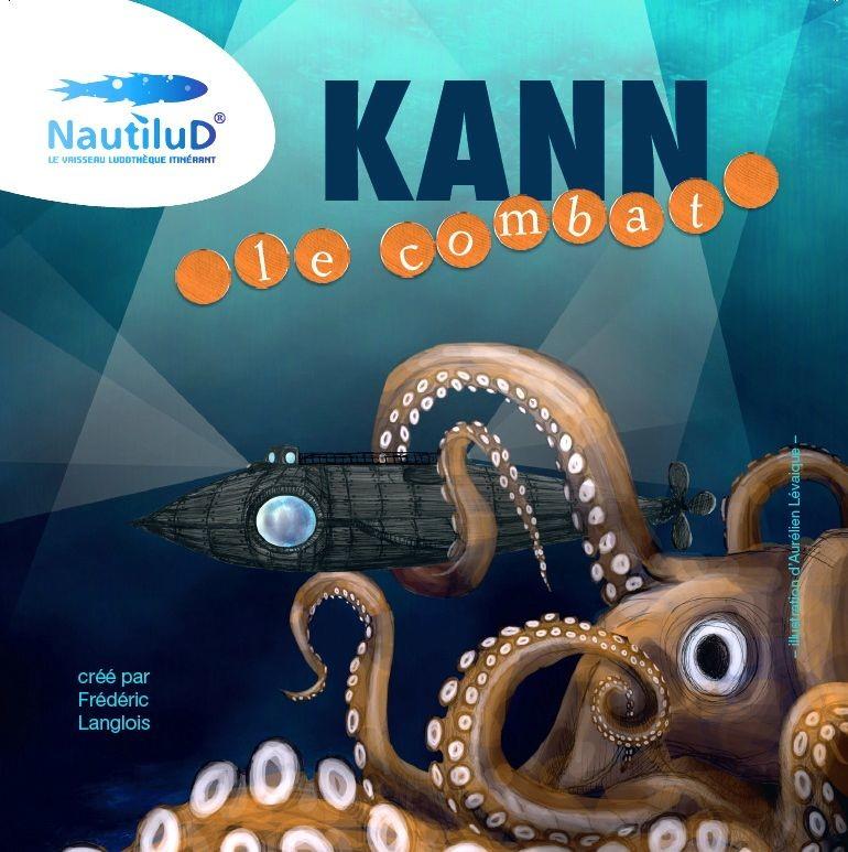 """le vaisseau nautilud et """"kann"""""""