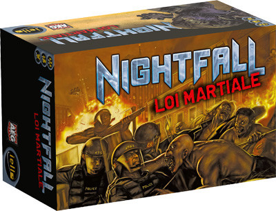 Nightfall : Loi Martiale, la bagarre continue dans le noir