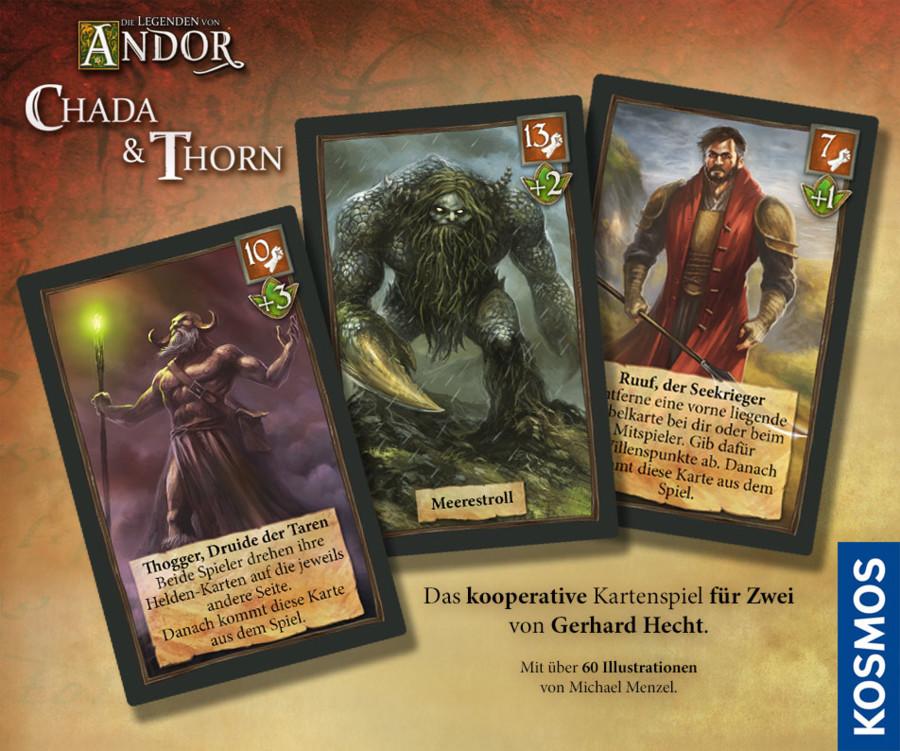 Abenteuer in Andor als Tag Team