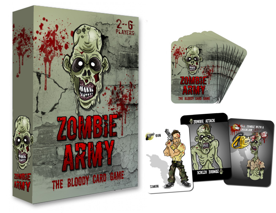 "La petite histoire de ""zombie Army"""