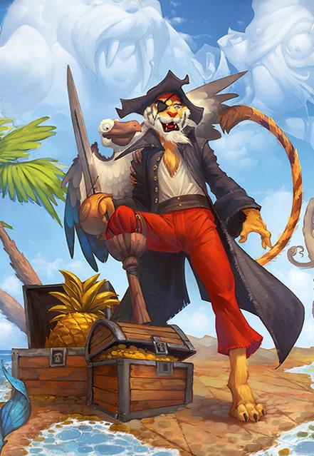Pina Pirata, le nouveau Vaccarino