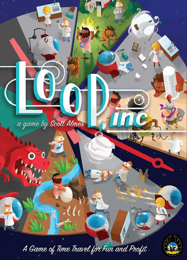 Loop Inc: faites du tourisme dans le passé