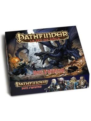 Boîte d'initiation Pathfinder dispo !