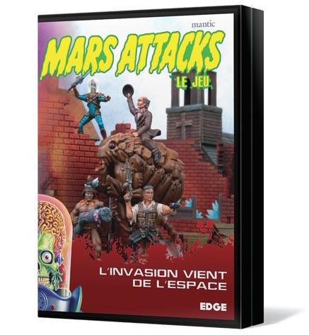 Mars Attacks - L'Invasion vient de l'Espace