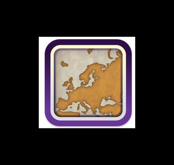 Europas Mächte unterwegs beherrschen