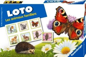 Loto Les Animaux Familiers