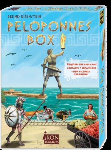 Peloponnes: Erweiterungs-Sammlung