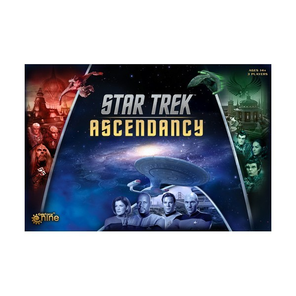 star trek ascendancy star trek ascendancy un jeu de john kovaleski jeu de soci t. Black Bedroom Furniture Sets. Home Design Ideas