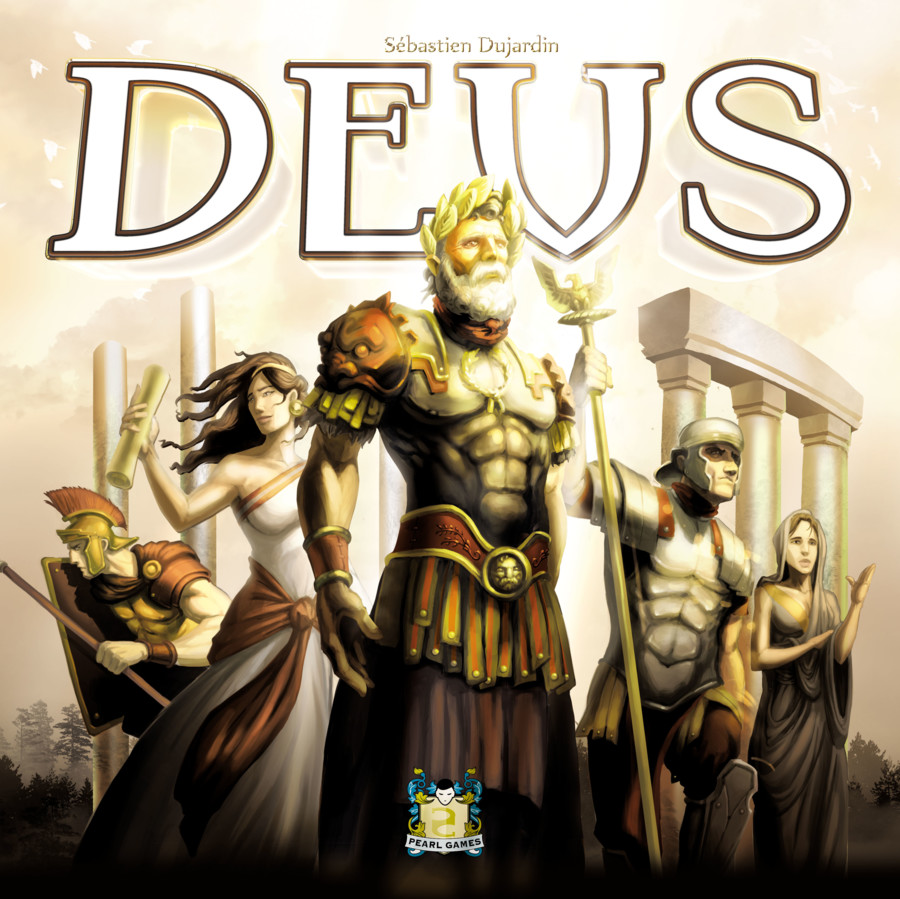Deus est de retour
