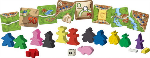 Carcassonne - Big Box (2017)