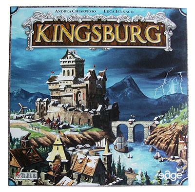 Kingsburg revient