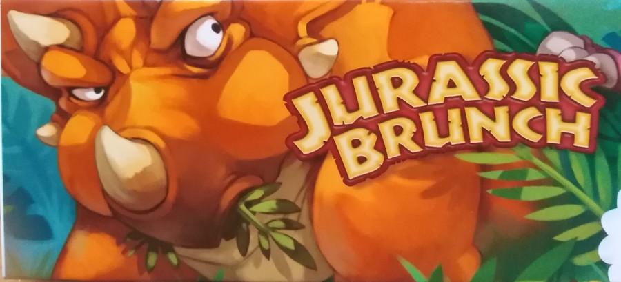 """JURASSIC BRUNCH: """"J'AI ENCORE UNE PETITE FAIM !"""""""