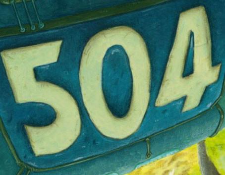 504, où quand Friese rencontre Queneau et l'Oulipo