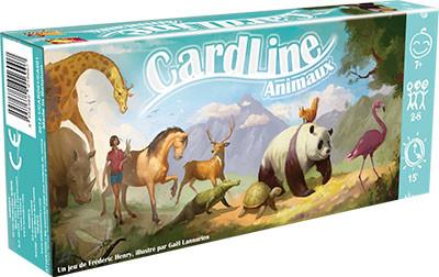 <p>Cardline : Animaux est dispo.</p>