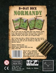 D-Day Dice : Normandy