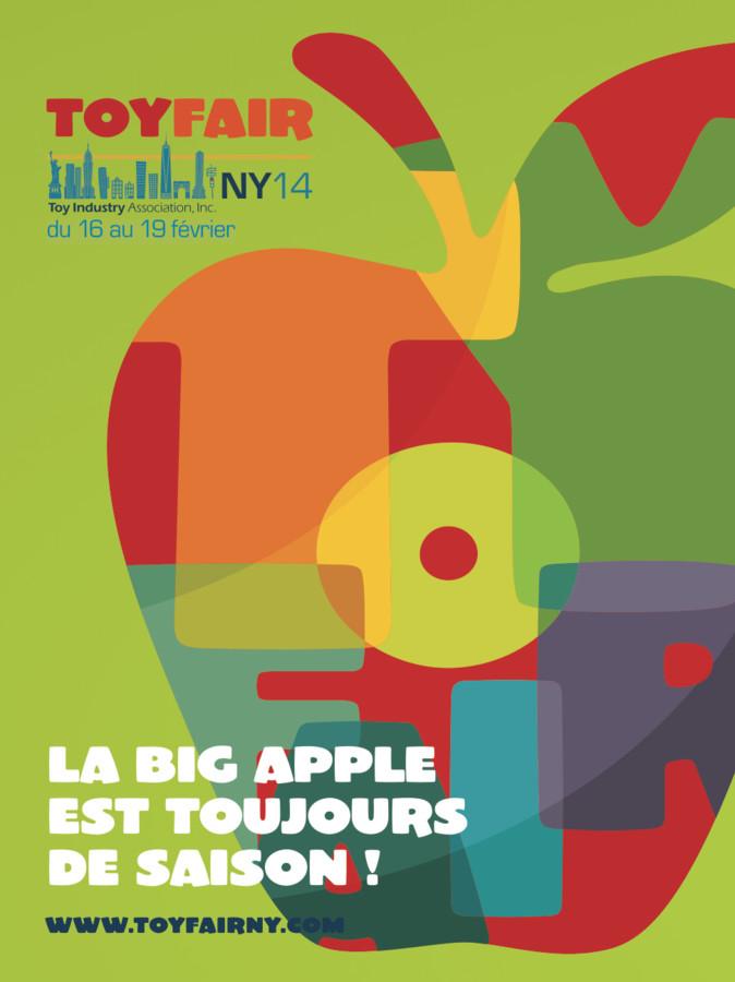 La Toy Fair New York 2014