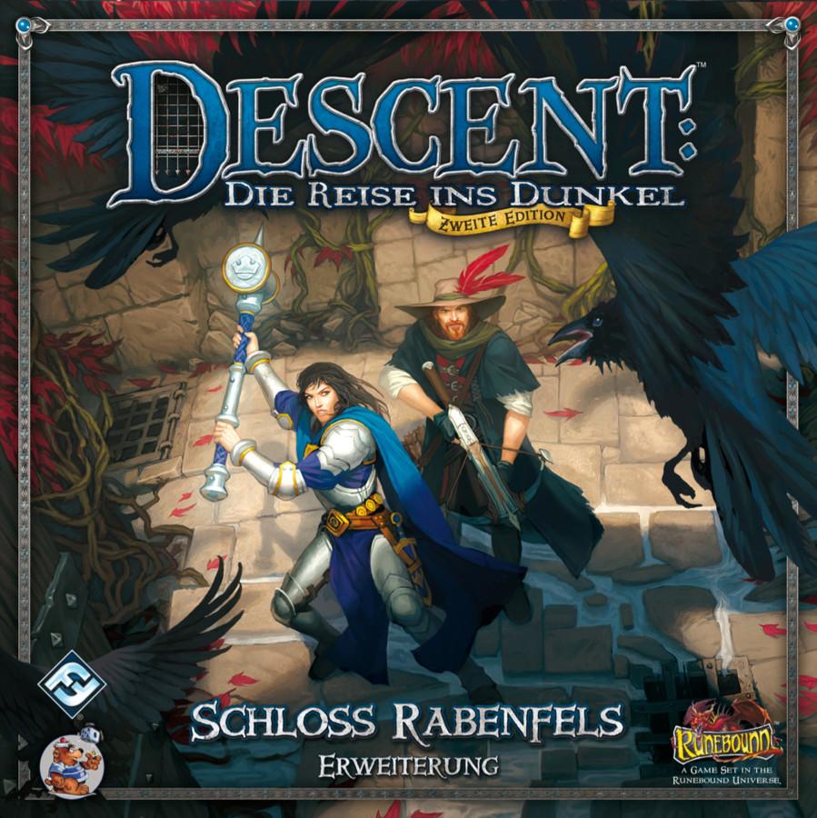 Descent 2. Edition: Schloss Rabenfels Erweiterung