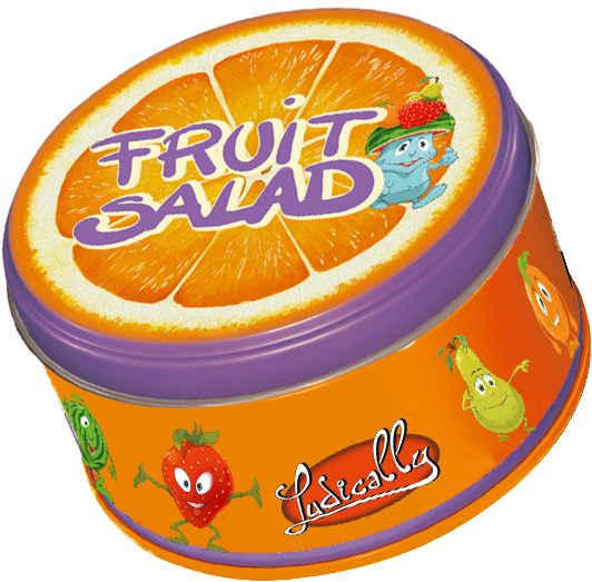 Fruit Salad, Le prochain Jeu Ludically
