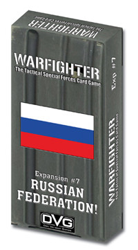 Warfighter : Expansion 7 - Russian Federation