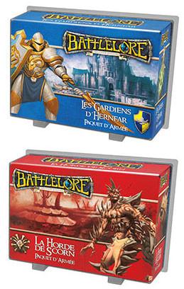 Battlelore : Hernfast & scorne, ça cogne vite !