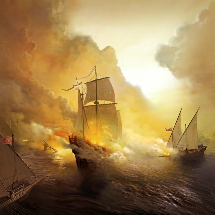 Les combatS dans Serenissima : réflexions et variantes