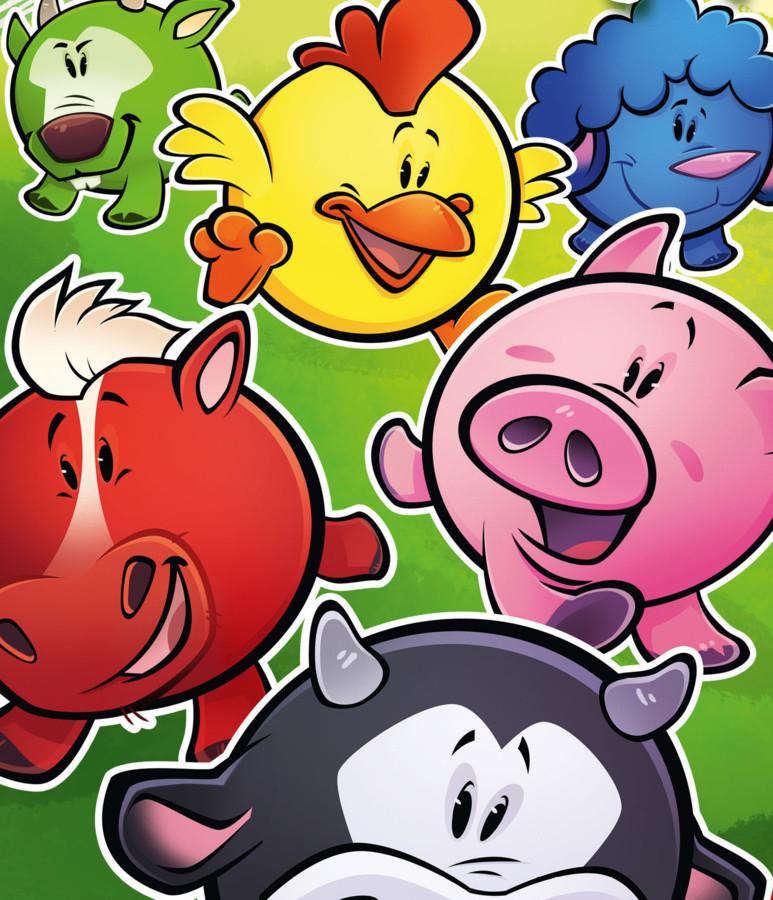 Fun Farm : fan de ferme ou autres poulets mous