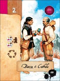 Lewis & Clark: Bauza & Cathala