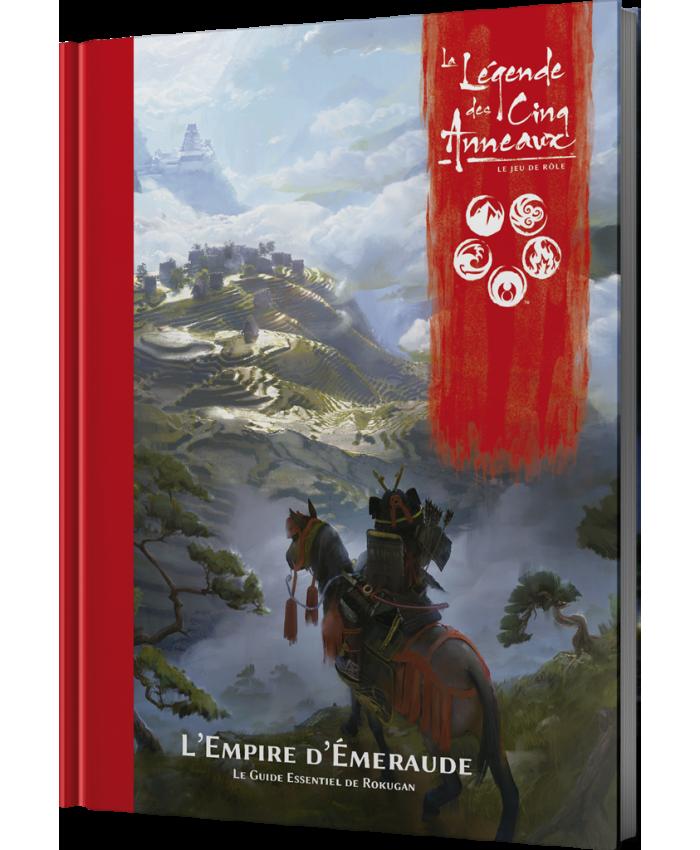 La Légende des Cinq Anneaux - L'Empire d'Émeraude