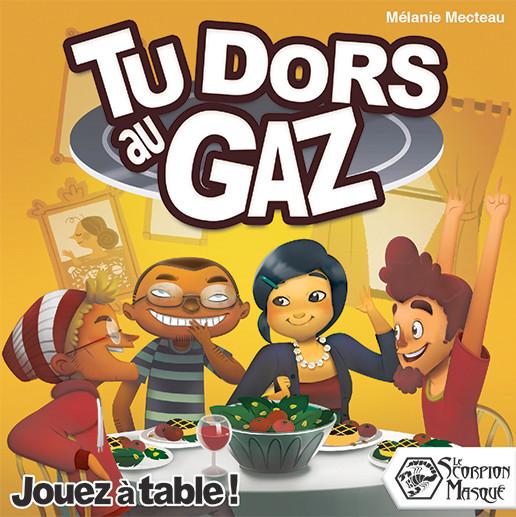 Tu Dors au Gaz
