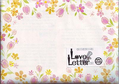 <p>Une lettre d'amour du japon mais pas des USA</p>