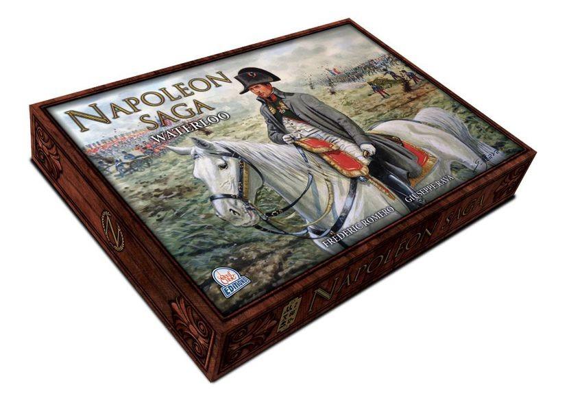 Napoleon Saga - Boîte