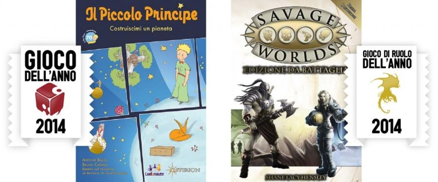 Der Kleine Prinz: Spiel des Jahres 2014 in Italien