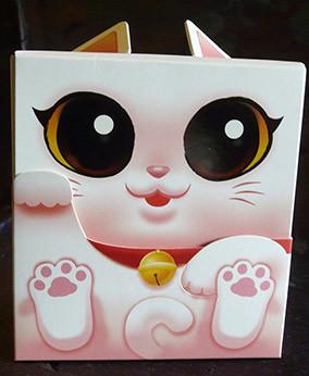 Kitty paw : exposing kitten