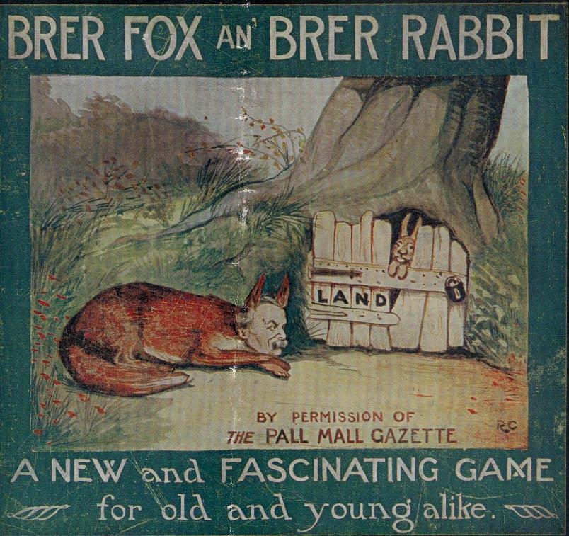 Brer Fox an' Brer Rabbit