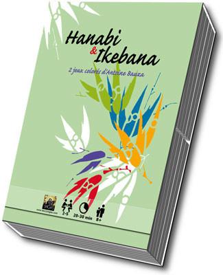 Des fleurs d'artifice pour Hanabi et Ikebana