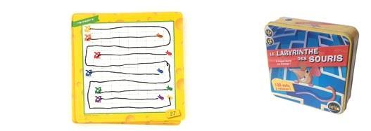 Le Labyrinthe des souris, le comment ça marche ?