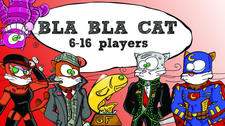 Bla Bla Cat