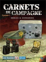 Mémoire 44 : Carnets de Campagne Vol.1