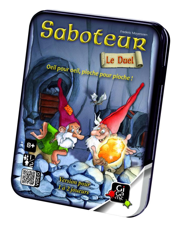 Saboteur : Le Duel me tient par la barbichette !