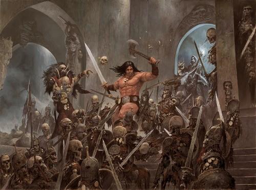 Conan Hyberian Quests : chronique d'une partie