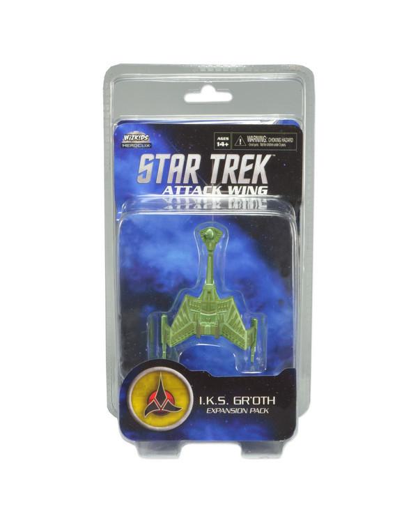 Star Trek : Attack Wing - Vague 0 - I.K.S. Gr'oth