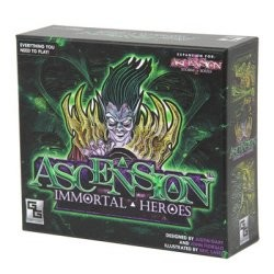Ascension : Immortal Heroes