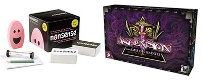 Deux concours chez Asmodee